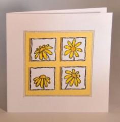Sunshine Daisies Card
