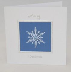 Delicate Snowflake Card