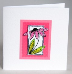Dotty Daisy Card