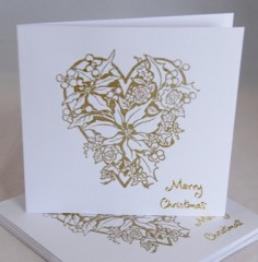 Vintage Heart Card Pack