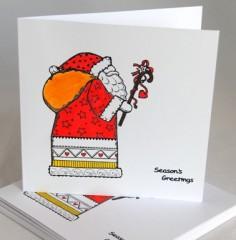Santa Card Pack
