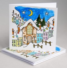 Christmas Night Card Pack