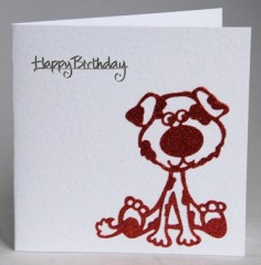 Red Dog Card