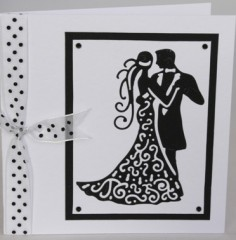 Anniversary Waltz Card