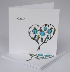 Bluebell Notecards