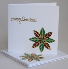 Poinsettia Card Pack