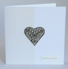 Wedding Wishes Card