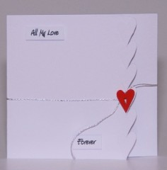 All My Love Anniversary Card