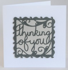 Caring Thoughts Card