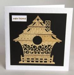 The Bird House Card