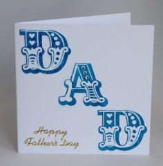Celebrate Dad Card