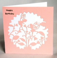 Flower Fairies Card