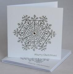Silver Snowflake pack