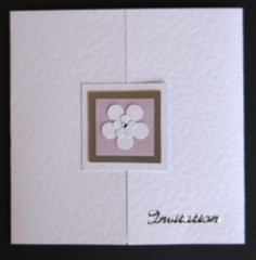 Daisies Wedding Stationery